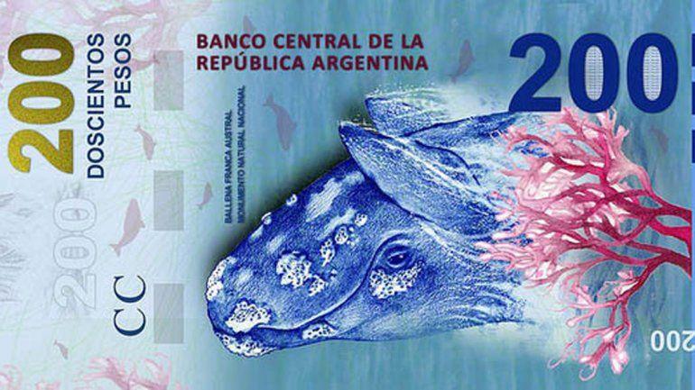 Llegan nuevos billetes con animales autóctonos