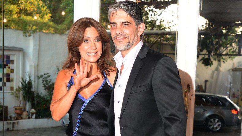 La dupla en la vida real y en la ficción que produce Pablo Echarri.