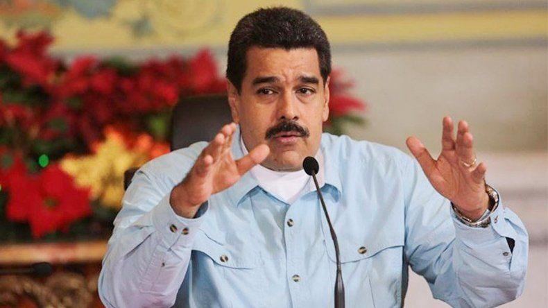 El decreto de Maduro será aplicado por un lapso de 60 días.