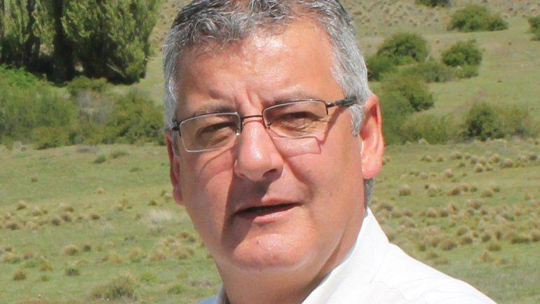 Carlos Corazzini. Intendente de Junín de los Andes