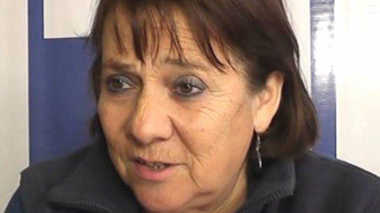 Brunilda Rebolledo. Jefa comunal de San Martín de los Andes