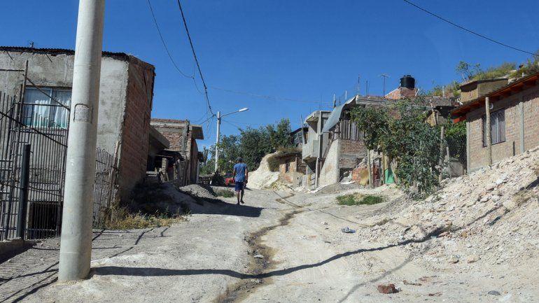 El barrio Cordón Colón