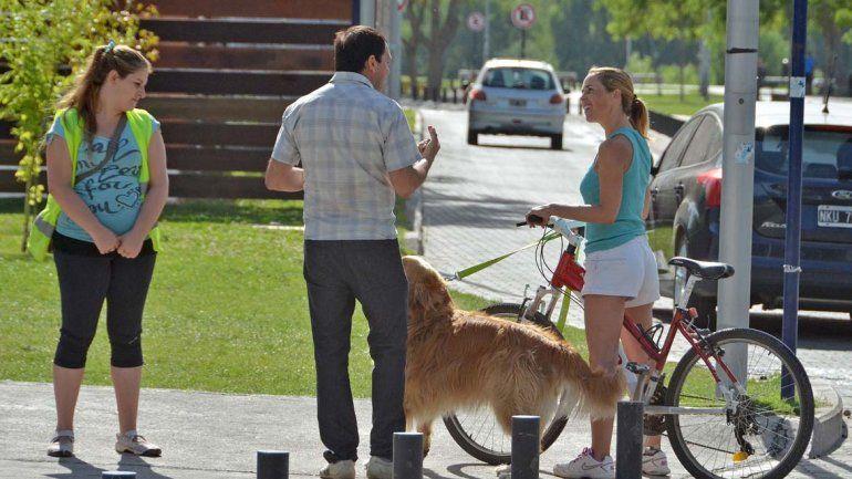 Sin mascotas en los balnearios: 50 dueños notificados