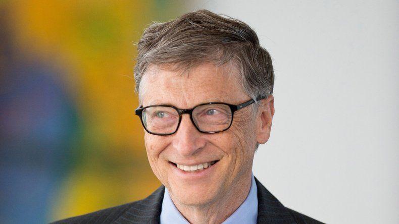 BILL GATES (ee.uu.) 79.200 M El origen de su fortuna es la firma Microsoft