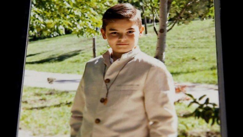 Diego González tenía 11 años y vivía en el barrio Villaverde