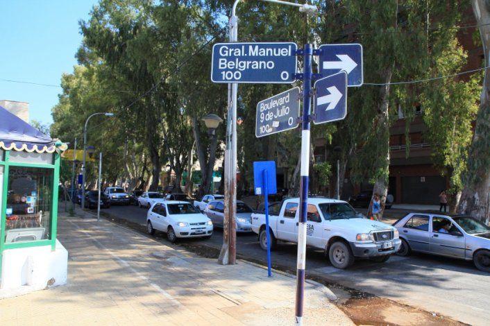 Desde este sábado, la diagonal 9 de Julio será peatonal