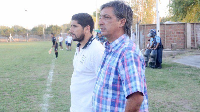 Cristian Martínez dirige a la ADC