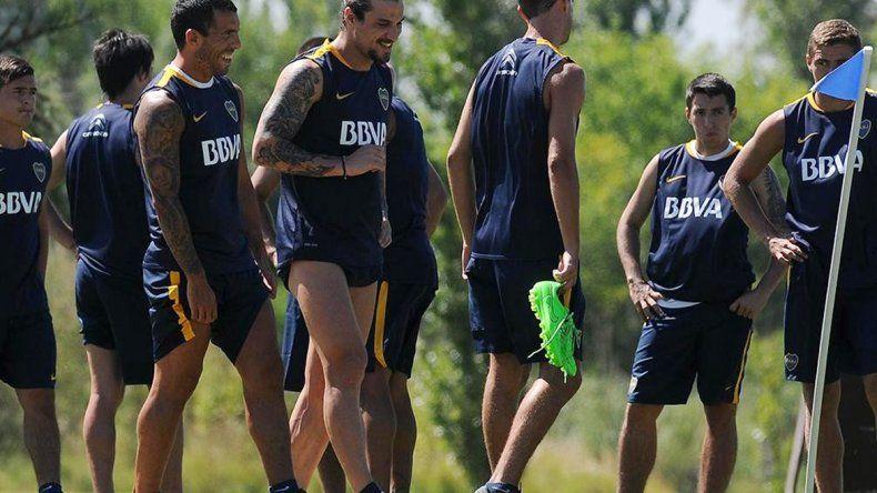 Boca presentará su equipo campeón más dos refuerzos en Mar del Plata.