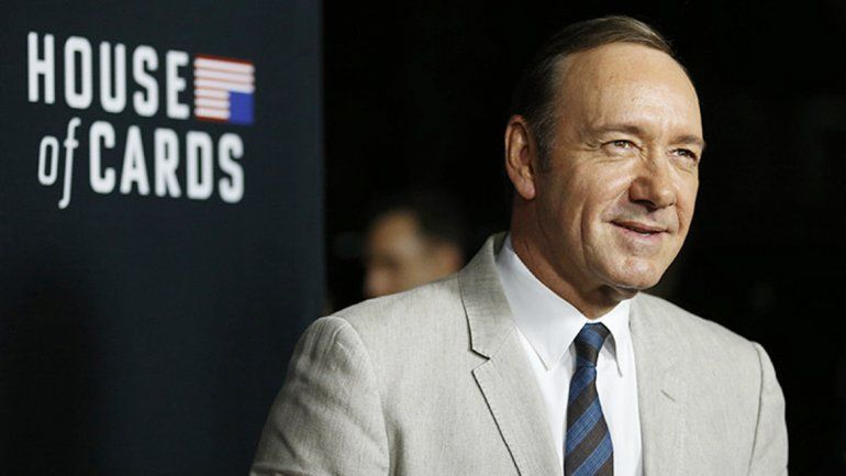 Kevin Spacey.