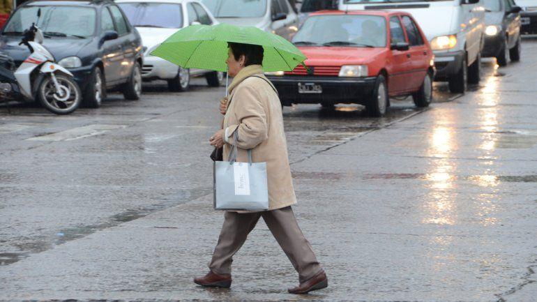Continuarán las lluvias durante toda la semana