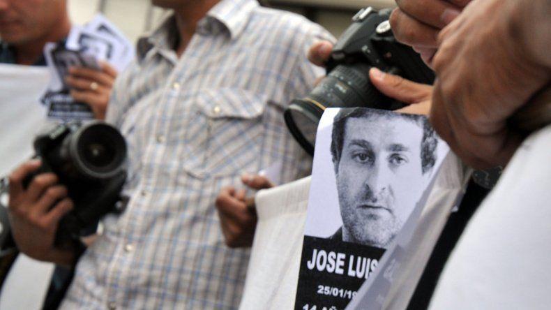 Con actos en todo el país, recordarán a José Luis Cabezas