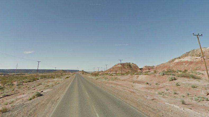 Un joven murió en un vuelco en Rincón de los Sauces