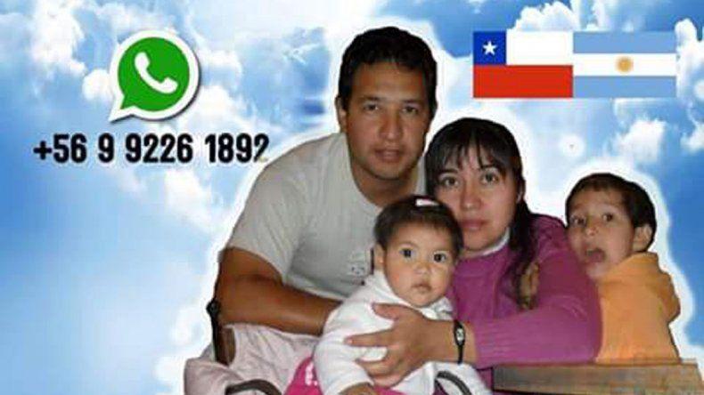 En las redes sociales comenzó una campaña para ayudar a los familiares.