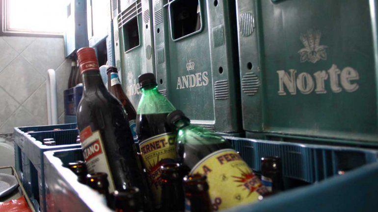 El Municipio multó a seis kioscos de alcohol