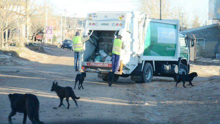 Los camiones de la basura necesitan un seguimiento para un mejor control.