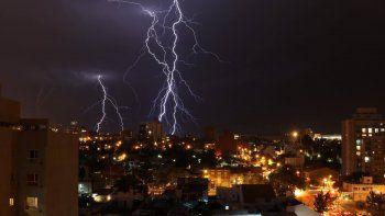 Se esperan más de 60 milímetros de lluvia para la noche de hoy