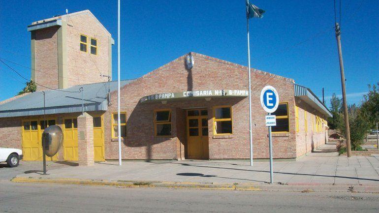 Comisaría 15º de Cutral Co.