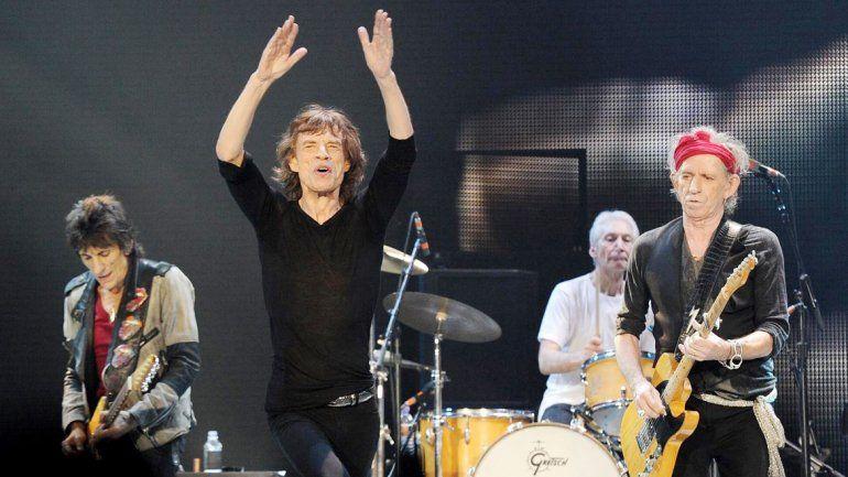 Esta será la cuarta vez que los Rolling Stones visiten la Argentina