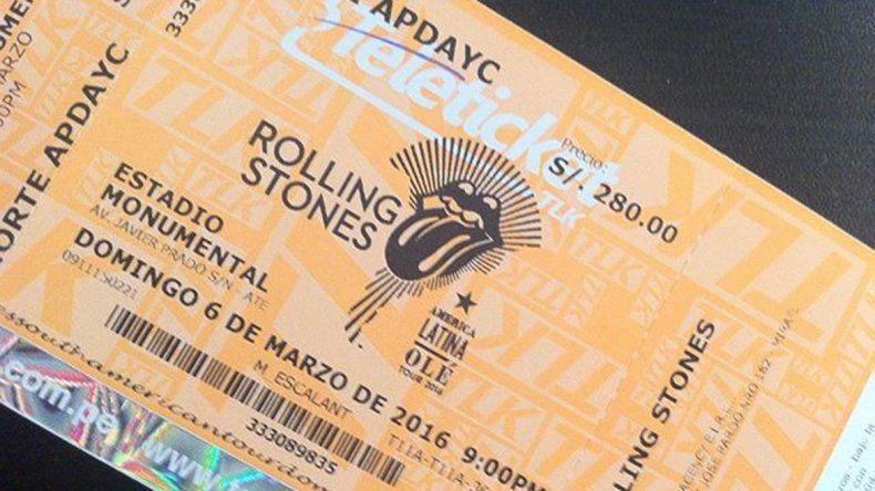 Con entradas ya agotadas para los tres shows en La Plata