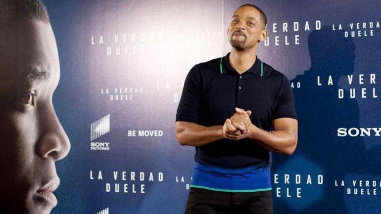 El famoso actor repitió que no asistirá a los premios Oscar.