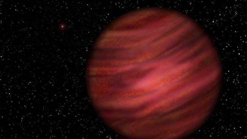 Fue descubierto por casualidad en un censo de estrellas.