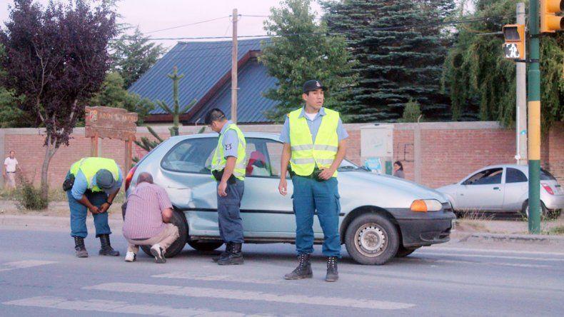 En la ciudad hay más accidentes que en las rutas.
