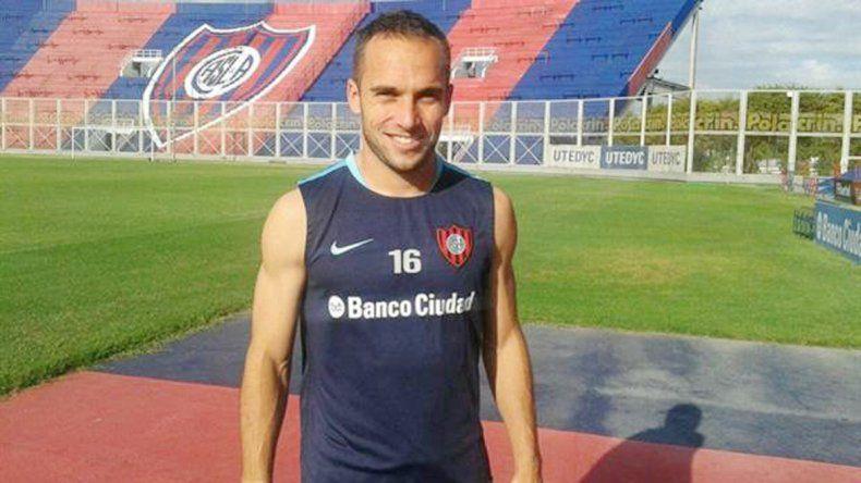 Grandes reforzados: Daniel Osvaldo (Boca)