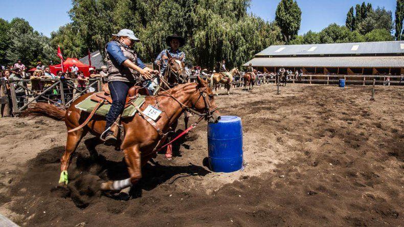 Junín de los Andes vive a pleno la Expo Rural del Neuquén