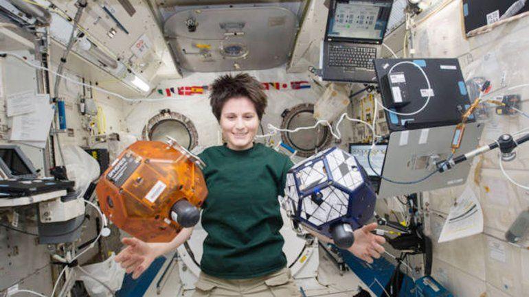 El nuevo robot reemplazará al Spheres