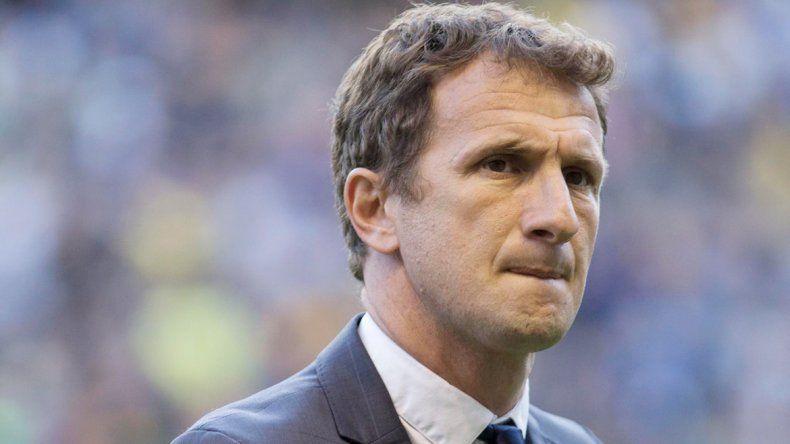 El Vasco no disimuló su enojo por el presente del equipo en el verano.