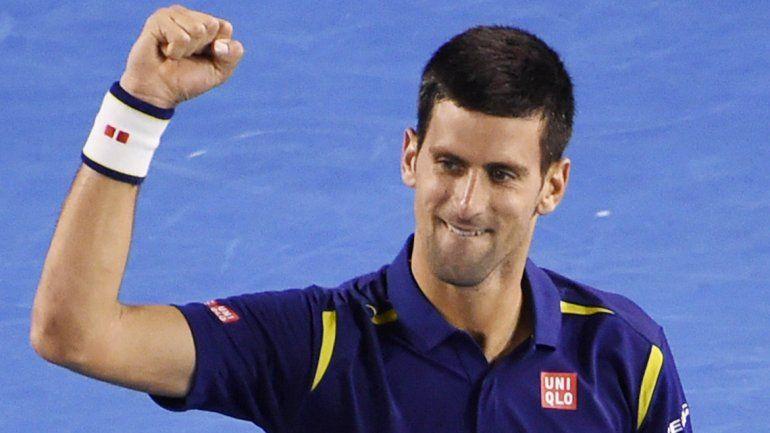 El serbio jugó un tenis perfecto y espera rival: Murray o Raonic.
