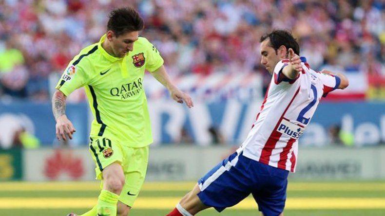 Messi tiene de hijo al equipo de Madrid: le convirtió 20 veces por Liga.