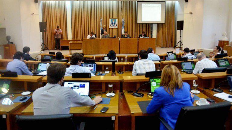 La renovación por mitades del Concejo Deliberante podría ser parte de la discusión. También