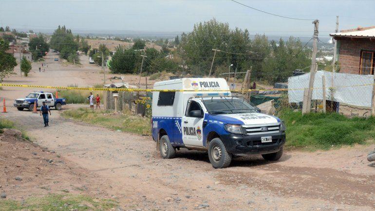 Asesinaron a balazos al hermano de un policía en Toma Norte