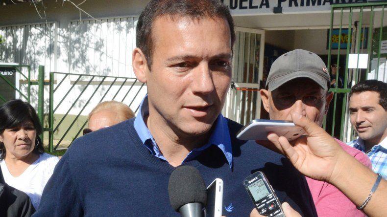 Gutiérrez estuvo con Frigerio. Nación adelantó $500 millones a Neuquén.