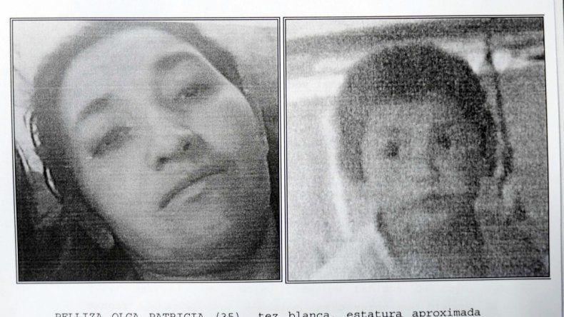 Olga Patricia Pellisa y su hijo Rodrigo de 7 años están siendo buscados.
