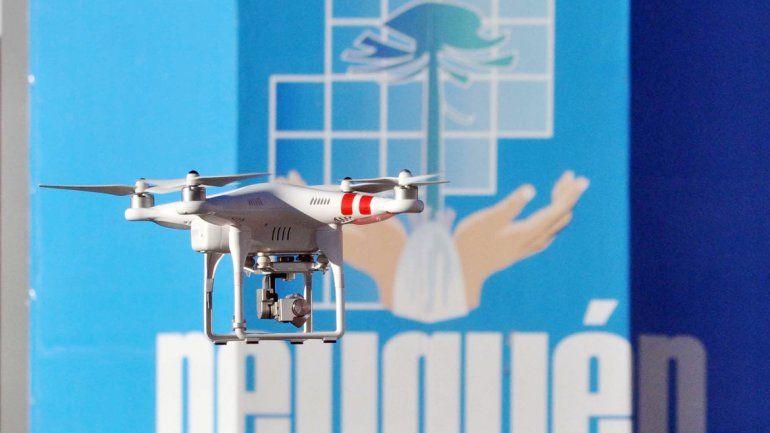 En materia de drones
