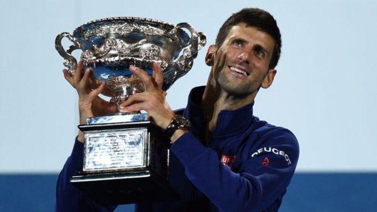 Djokovic venció a Murray y se quedó con el Abierto de Australia