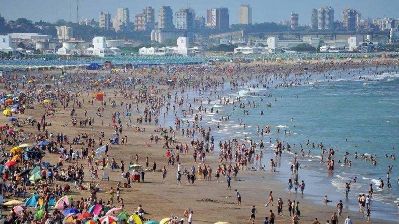 Culmina el enero más flojo de los últimos años en Mar del Plata