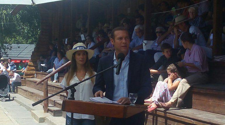 Gutiérrez reiteró el compromiso de diversificar la producción
