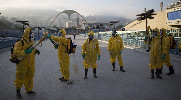 Zika: el mosquito bueno