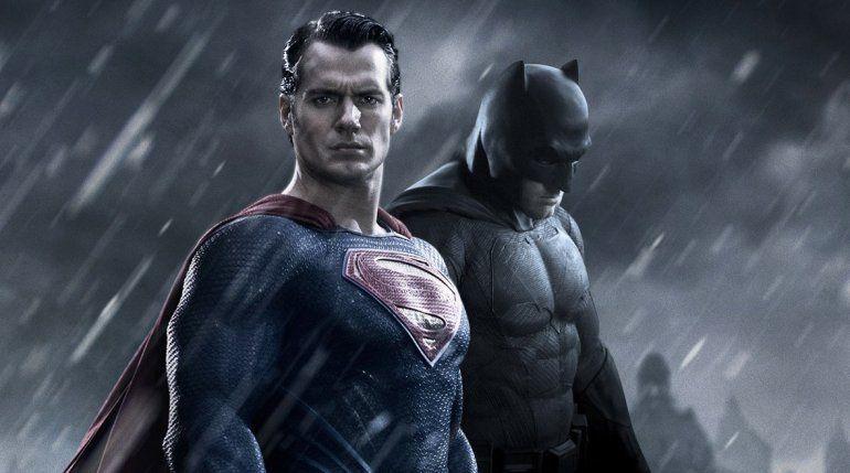 La esperada Batman vs. Superman estrena recién el 25 de marzo