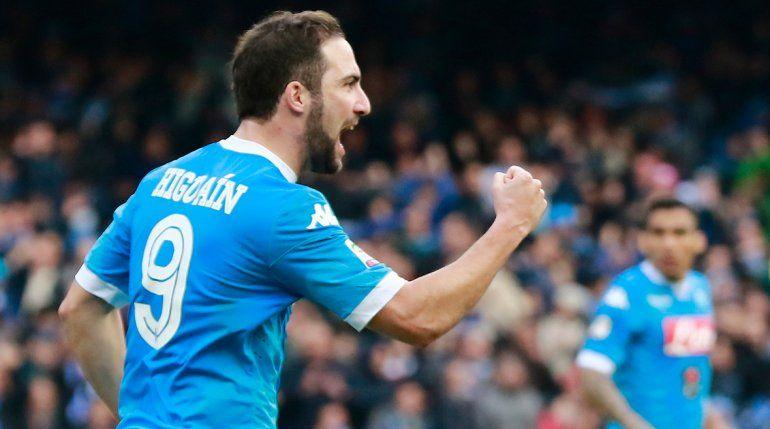 El delantero de la Selección sigue intratable: marcó 6 en los últimos 6.