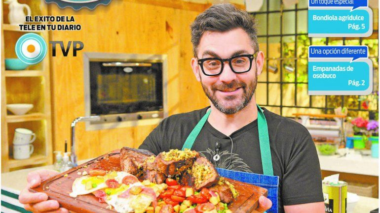 Los Cocineros Argentinos no se toman vacaciones y traen nuevas recetas