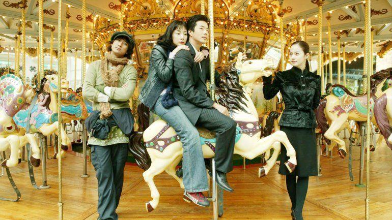 La producción oriental fue emitida durante diciembre del 2003 y febrero del 2004.