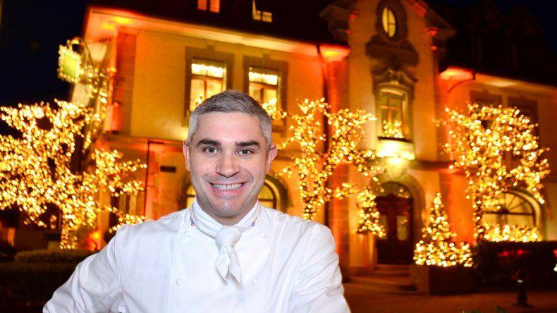El chef Benoît Violier