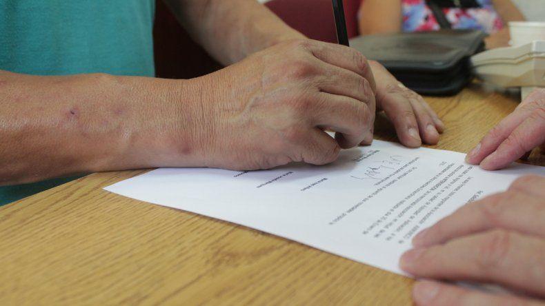 Se reciben cientos de denuncias por mes en la Defensoría del Pueblo.