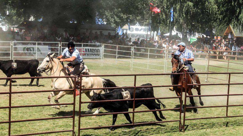 Junín se vistió de fiesta para celebrar la 74° Expo Rural del Neuquén