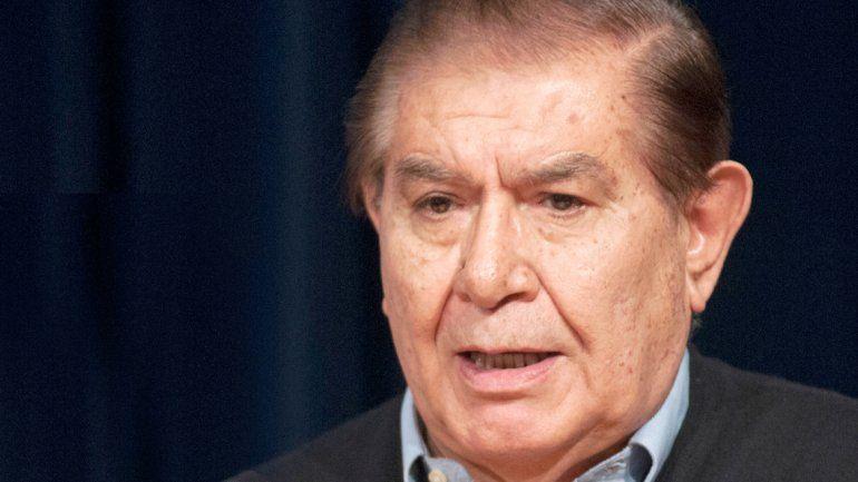 Lejos del retiro anunciado. Pereyra lidera las negociaciones en la Cuenca Neuquina. No quiere saber nada con llegar a las medidas de fuerza.