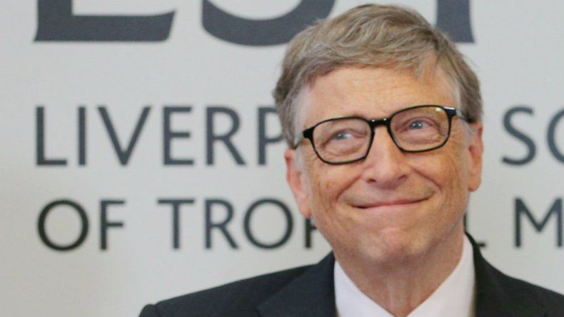 Gates destina millones de dólares a impulsar causas benéficas.